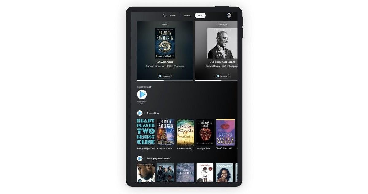 Google announces Entertainment Space for Android tablets  - gsmarena 004 - Google announces Entertainment Space for Android tablets