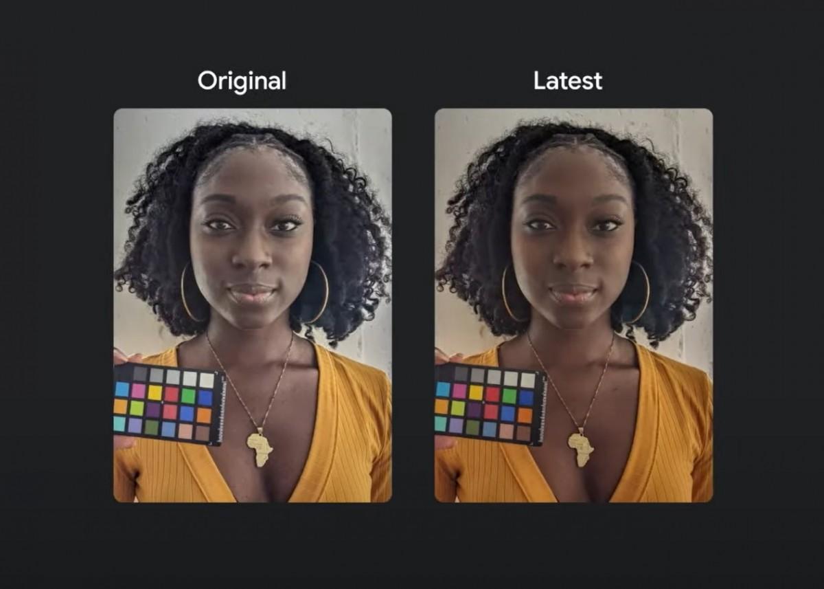 O Google tornará a câmera do Pixel mais inclusiva com maior precisão de tons de pele mais escuros