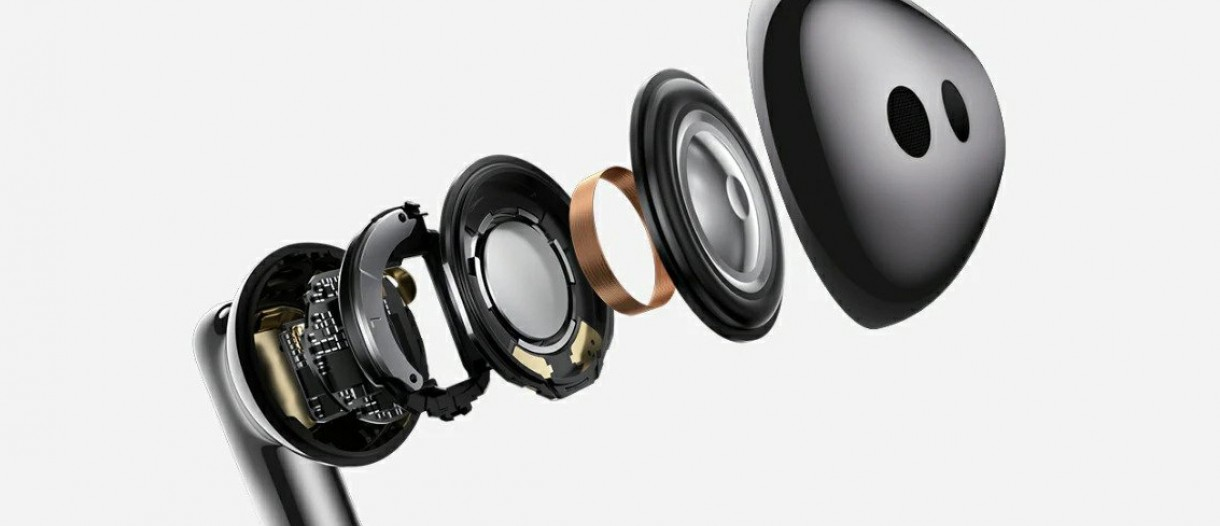 Huawei FreeBuds 4 announced with ANC, Kirin A1 chip and fast charging - GSMArena.com news
