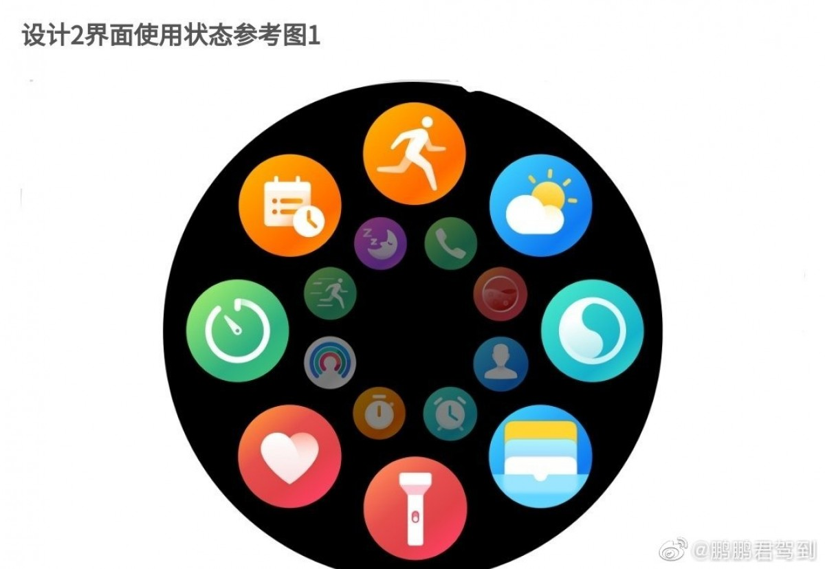 The Huawei Watch 3 will have a revamped UI