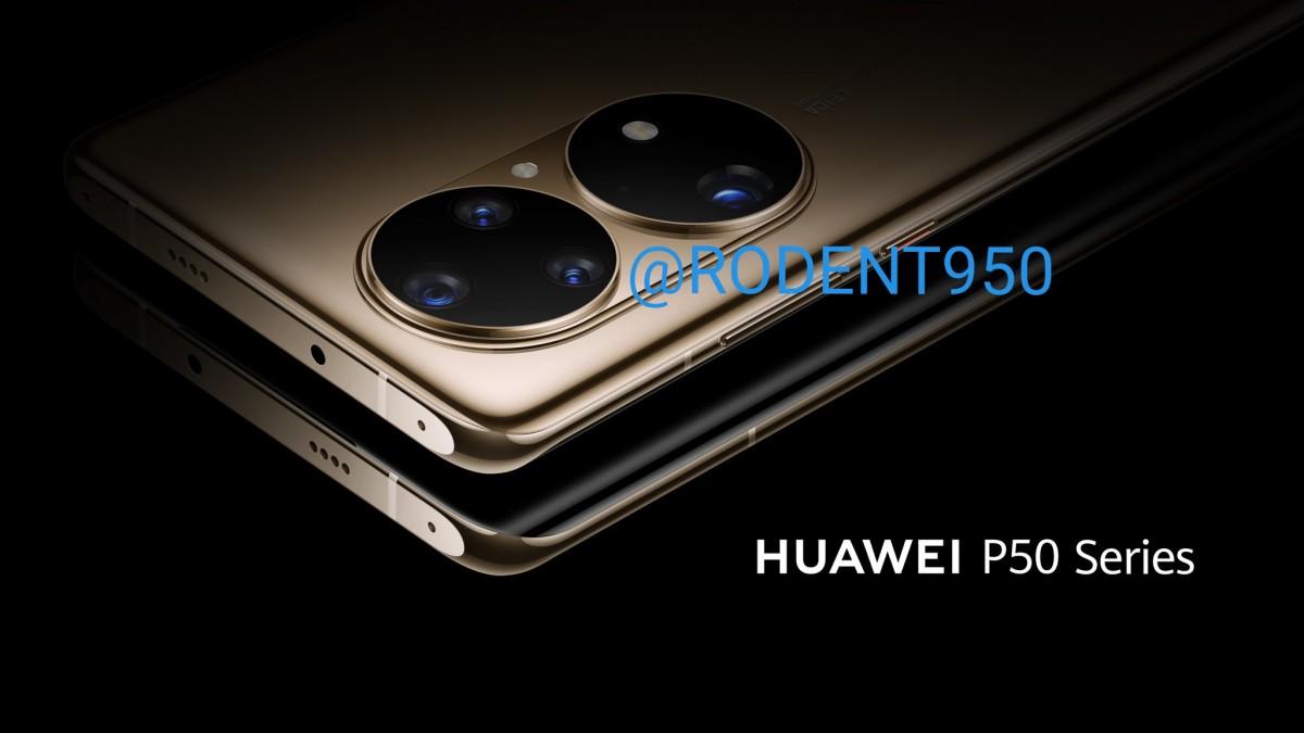 Leaker afirma que estas son representaciones reales de la serie Huawei P50