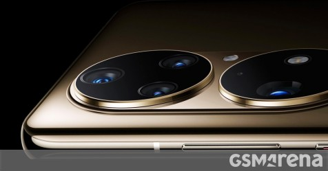 Leaker claims these are real renders of the Huawei P50 series