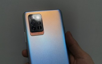 Infinix Note 10 Pro appears in live images with quad camera