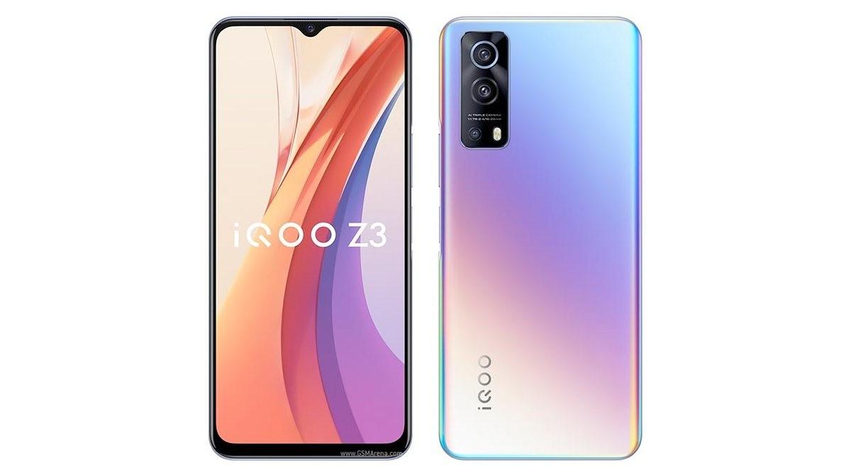 iQOO Z3 is headed to India