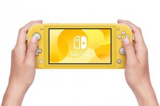 Formación actual: Nintendo Switch Lite
