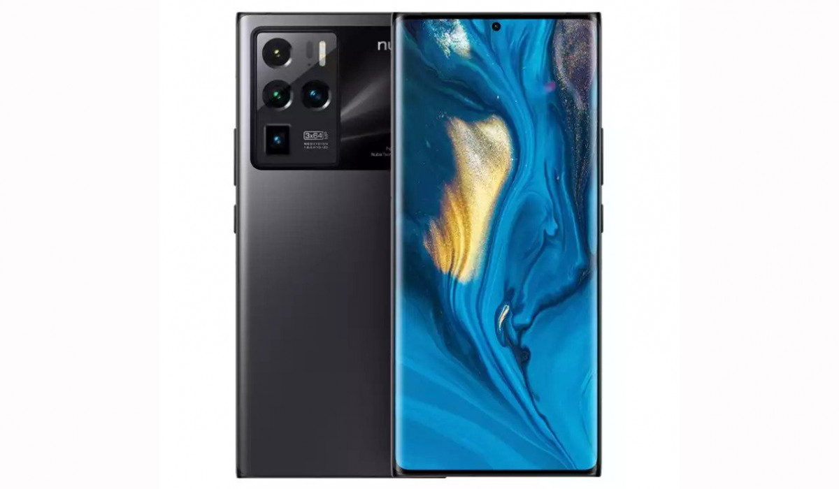 nubia Z30 Pro pairs three 64MP cameras with Snapdragon 888 and 120W charging