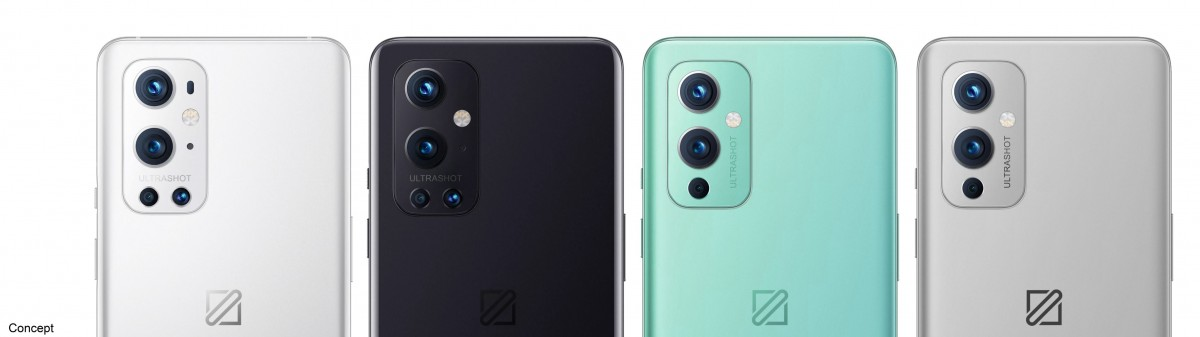 Check out the color variants OnePlus ditched for the 9 series
