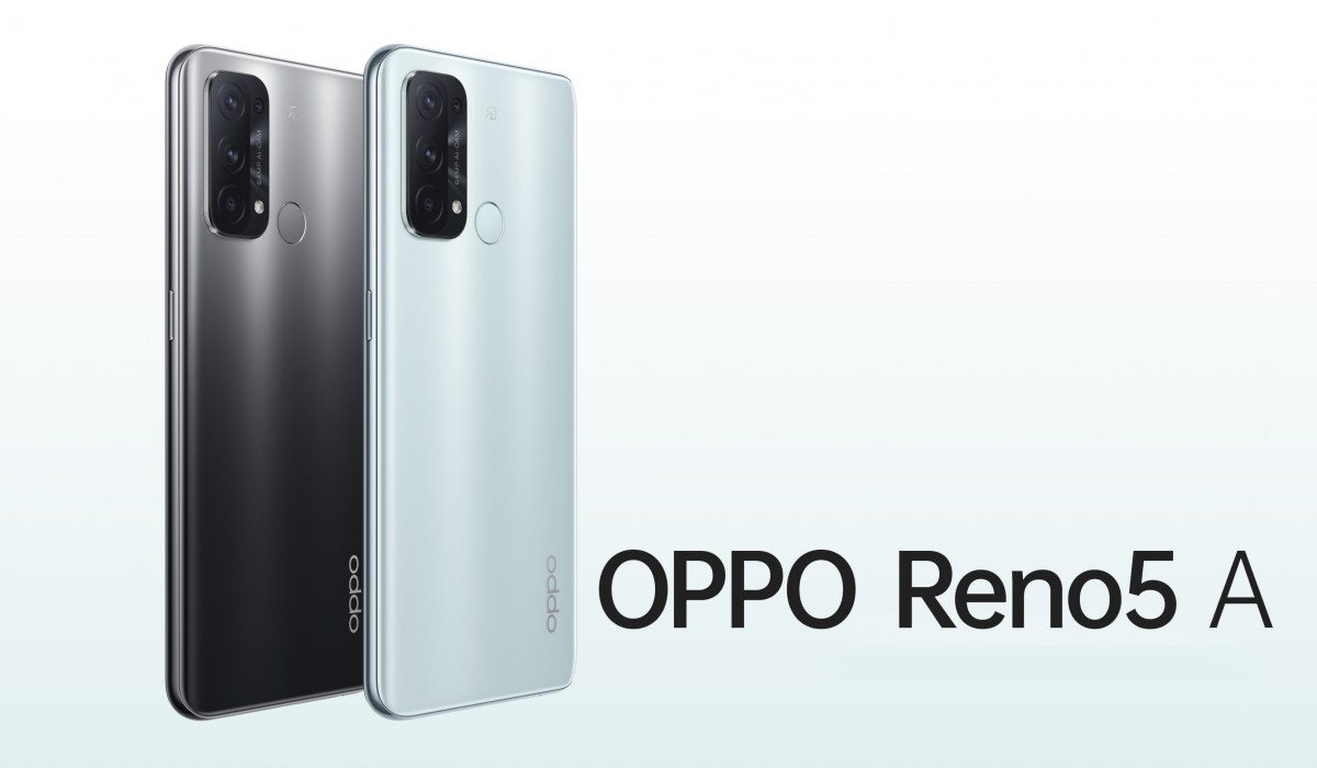 Oppo Reno5 A launched in Japan with Snapdragon 765G and 90Hz display
