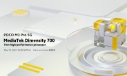 Poco M3 Pro 5G to have Dimensity 700 chipset