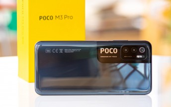 Poco M3 Pro in for review