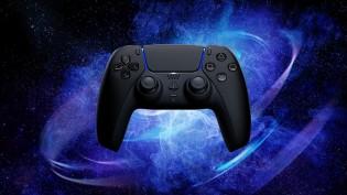 New DualSense colorways: Midnight Black