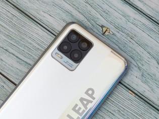 Realme 8 tiene una cámara cuádruple y una cámara grande