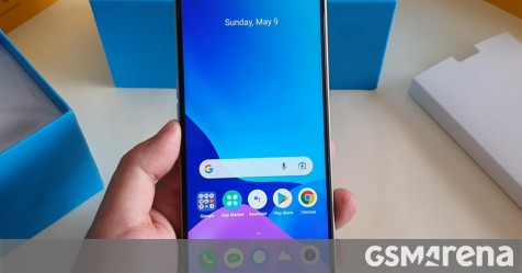 Unannounced Realme Narzo 30 stars in hands-on video ahead of launch