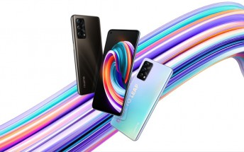 Realme updates its Q3 Pro and GT Neo with faster charging and new names