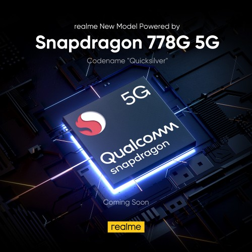Realme tipped to launch Snapdragon 778 and 870-powered smartphones on June 18