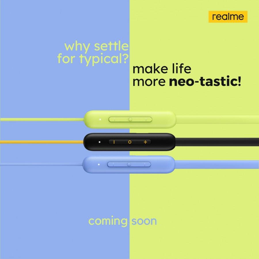 官宣!Realme将于5月20日推出Watch 2 Pro等多款配件