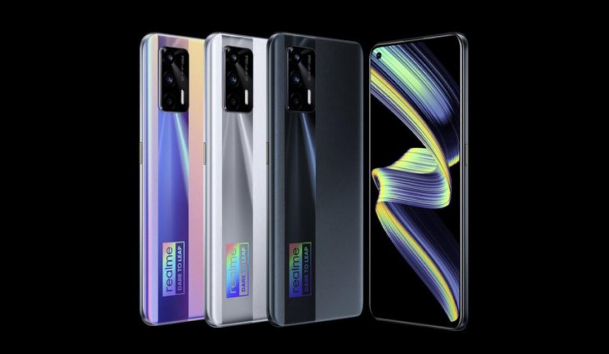 Realme X7 Max 5G announced, Smart TV 4K tags along