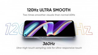 Realme X7 Max 5G will pack a 120Hz AMOLED screen