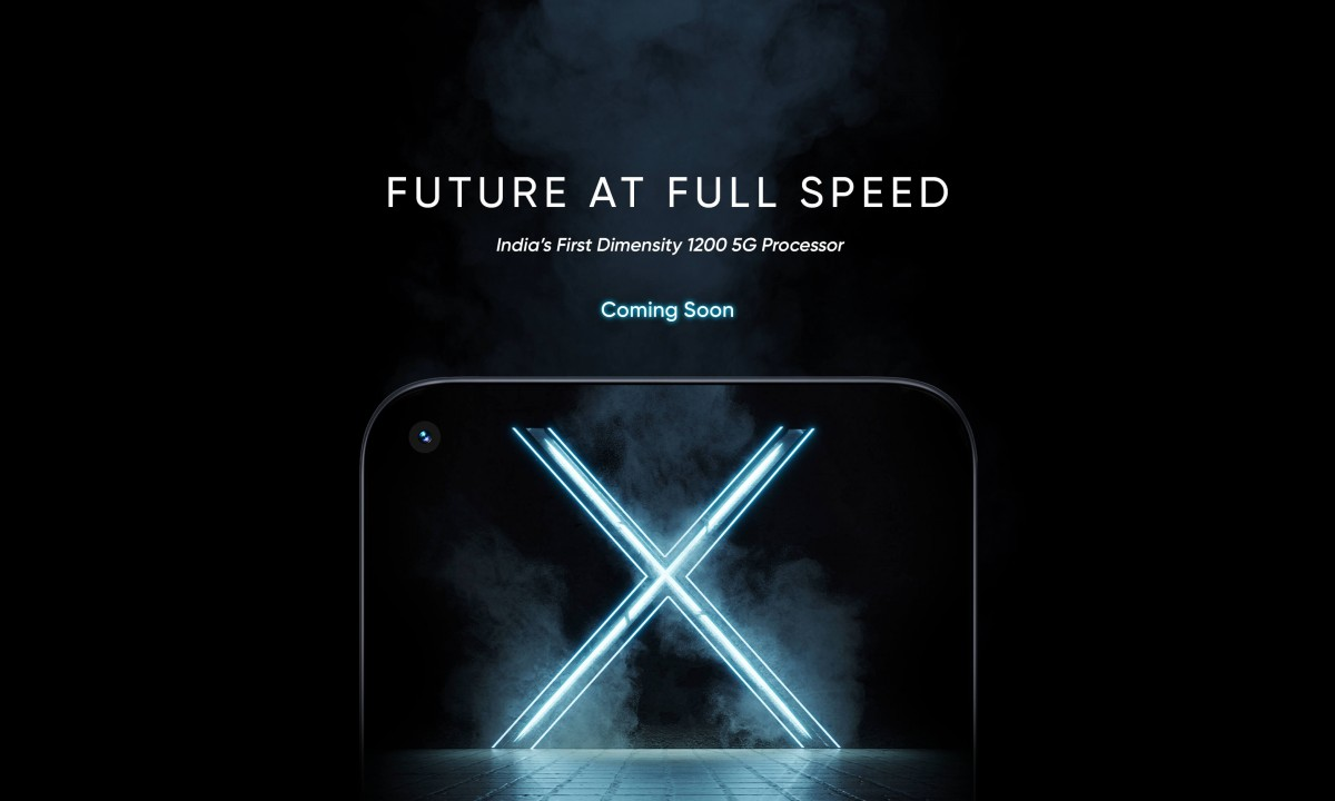 Realme confirms X7 Max 5G is on the way