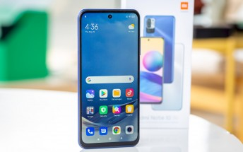 Redmi Note 10 5G in for review
