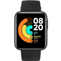 Redmi Watch in Black color