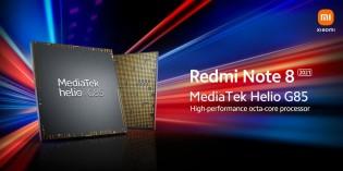Redmi Note 8 2021's processor