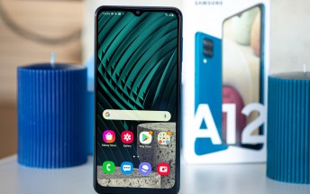 Samsung Galaxy A12 and A02s get Android 11