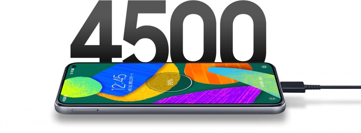 Samsung Galaxy F52 5G announced with Snapdragon 750G and 120Hz screen