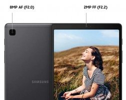 8 MP rear cam (AF, 1080p/30) and 2 MP front (FF)