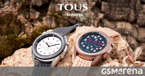 Samsung and jewelry designer Tous unveil a limited edition Galaxy Watch3