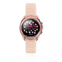 Samsung Galaxy Watch3 x Tous in Pink