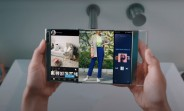 Samsung flexes its latest display developments on video