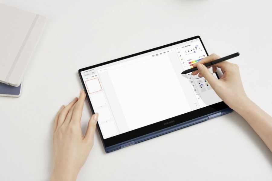 Samsung on 10 year partnership with Wacom, Galaxy Book Pro 360' S Pen