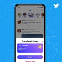 Novos recursos chegando ao Twitter Spaces