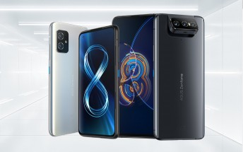 Weekly poll: is the Asus Zenfone 8 the small phone for you or would you like a Zenfone 8 Flip?