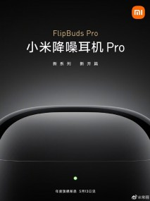 Diseño de Xiaomi Mi FlipBuds Pro