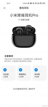 Características de Xiaomi Mi FlipBuds Pro