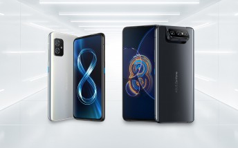 Asus releases second update for Zenfone 8 and 8 Flip with more camera improvements