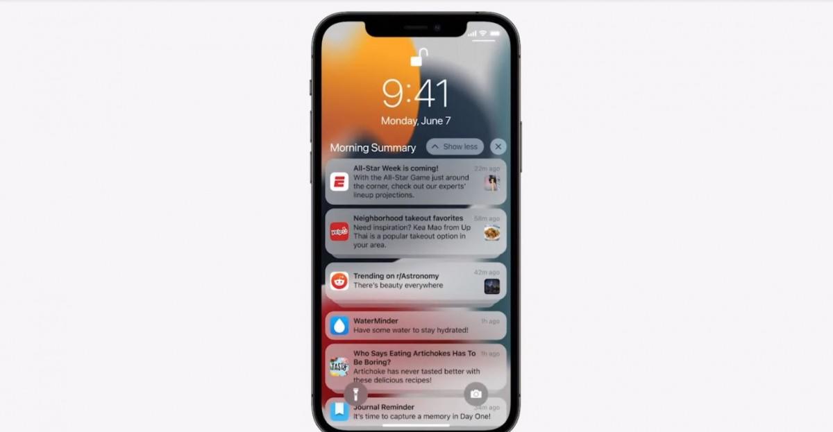iOS 15 révise Facetime et Maps, n'apporte rien d'autre