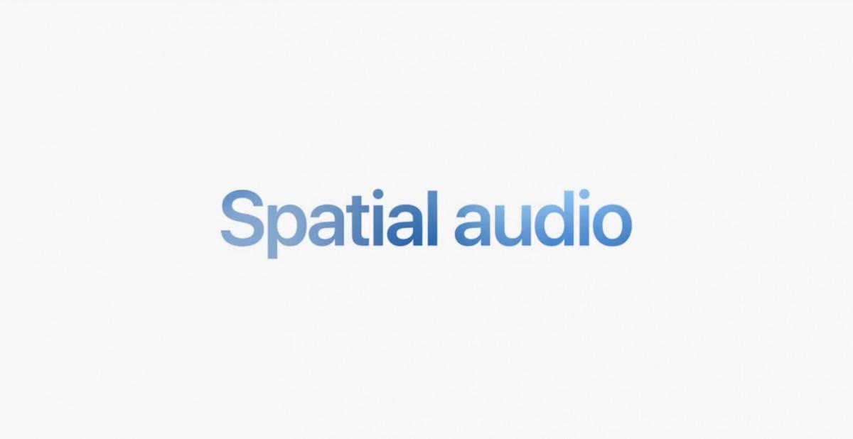 Facetime Spatial Audio on iOS 15