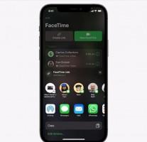 Les liens FaceTime vous permettent de partager un appel FaceTime de groupe.