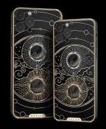 Caviar's custom iPhone 13 Pro (Max) designs: Sun and Moon