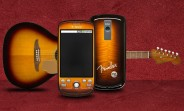 Flashback: the phones styled after Beyonce, American Idol, X-Factor and Fender