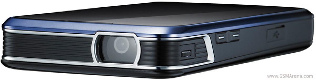 The Samsung I8520 Galaxy Beam
