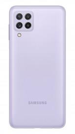 Galaxy A22 colorways: Violet