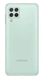 Galaxy A22 colorways: Mint