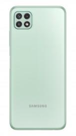 Galaxy A22 5G colorways: Mint