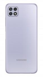 Galaxy A22 5G colorways: Violet