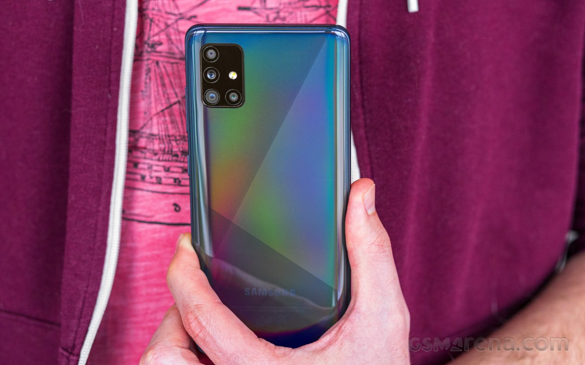 Samsung Galaxy A51 finally receives Android 11 update with One UI 3.1 in the US