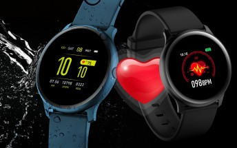Gionee StylFit GSW7 unveiled in India: an affordable watch with SpO2 tracking, IP67 rating